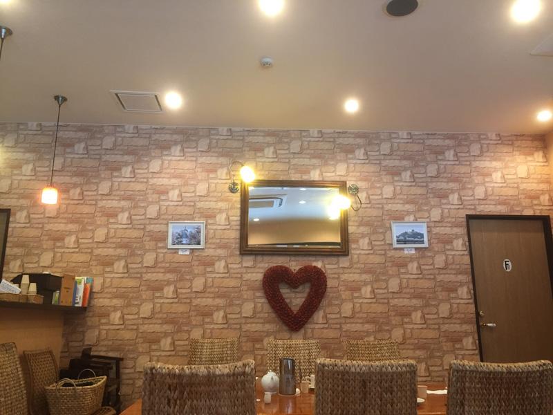 オプティマタンのカフェ内の様子
