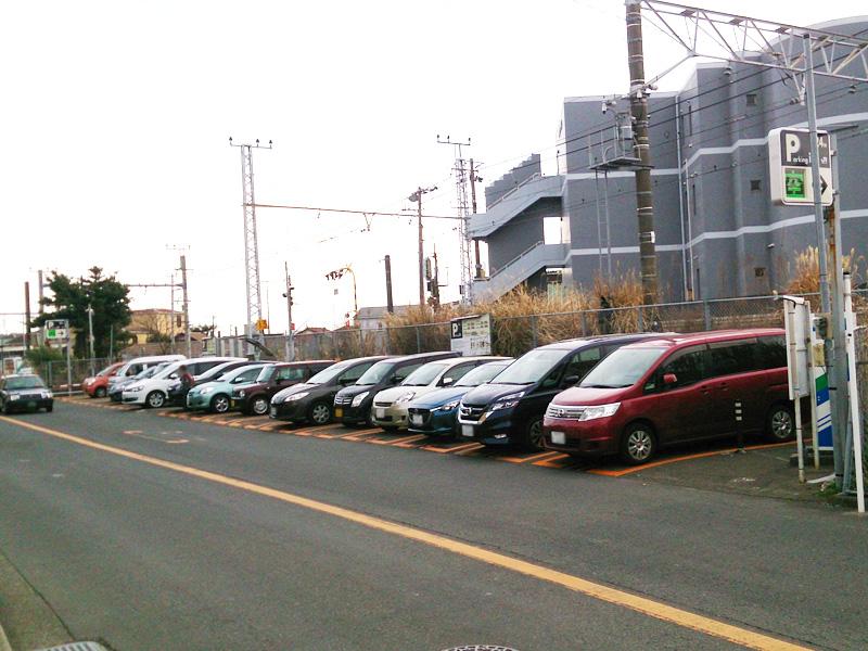 鎌倉モンブランスタンドのお店の反対側