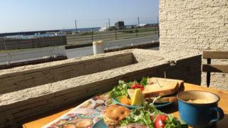 湘南・茅ヶ崎『サザンビーチカフェ』のモーニングは子連れにおすすめ