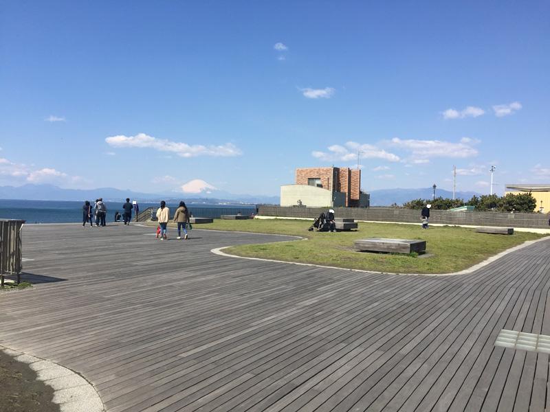 江の島観光として優秀な立地